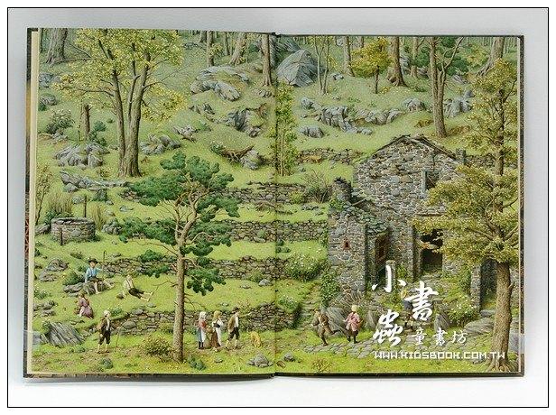 內頁放大:環保繪本(高階)百年之家