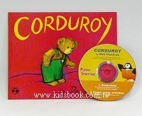 CORDUROY(小熊可可)(平裝書+CD)
