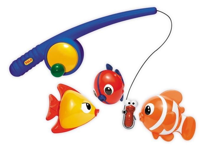 內頁放大:洗澡玩具:TOLO釣魚組