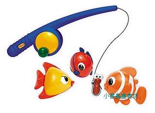 洗澡玩具:TOLO釣魚組