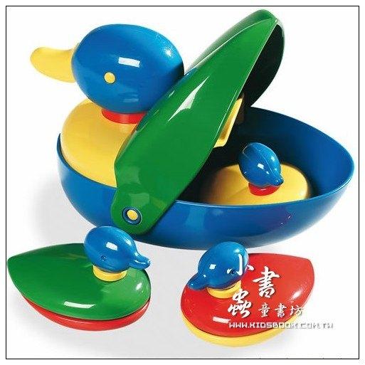 內頁放大:洗澡玩具:ambi 鴨子家族