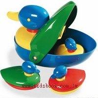 洗澡玩具:ambi 鴨子家族