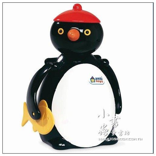 內頁放大:洗澡玩具:ambi企鵝彼得