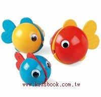 洗澡玩具:ambi泡泡魚家族
