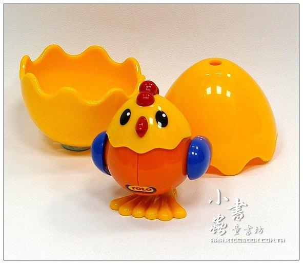內頁放大:小雞寶貝蛋:TOLO動物公仔(絕版品)現貨數量:1
