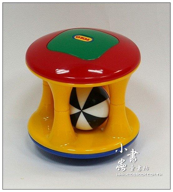 內頁放大:球轉轉:TOLO寶寶玩具
