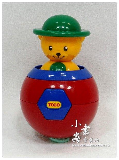 內頁放大:泰迪跳跳:TOLO寶寶玩具