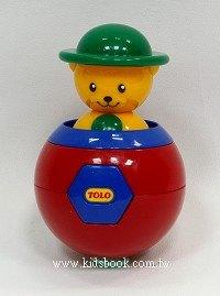 泰迪跳跳:TOLO寶寶玩具