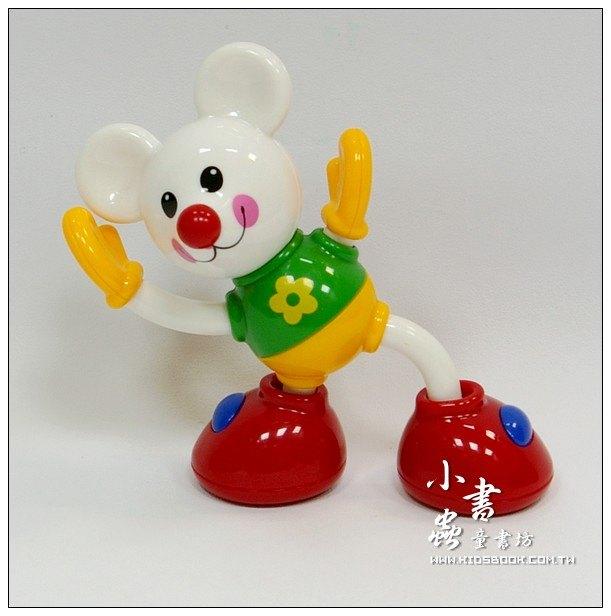 內頁放大:健身小老鼠:TOLO寶寶玩具