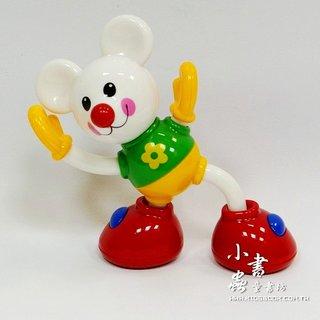 健身小老鼠:TOLO寶寶玩具