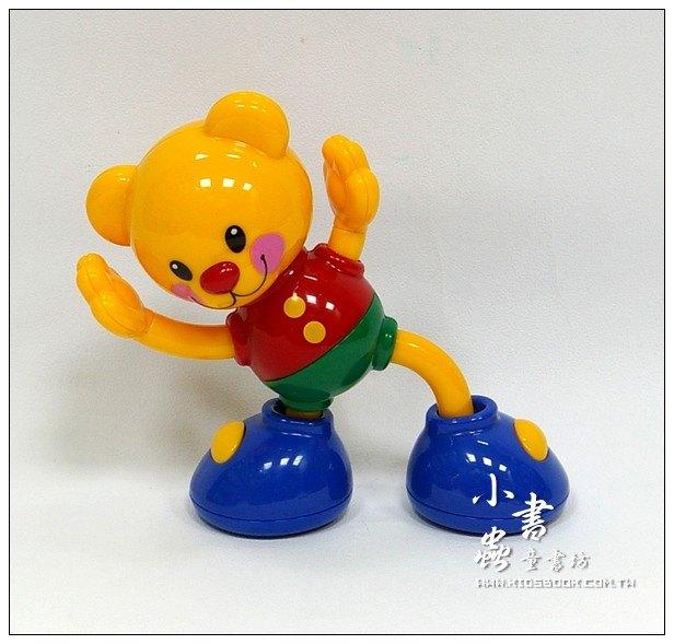 內頁放大:健身泰迪熊:TOLO寶寶玩具