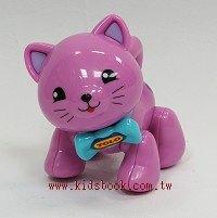 小貓咪(粉紅):TOLO動物公仔
