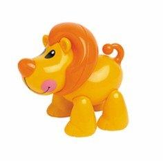 內頁放大:獅子:TOLO動物公仔(現貨數量:2)絕版品