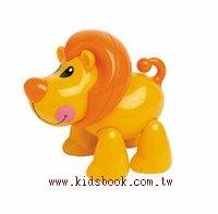 獅子:TOLO動物公仔(現貨數量:2)絕版品