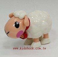 小綿羊:TOLO動物公仔(現貨數量:1)絕版品