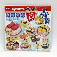 日本色紙:迴轉壽司材料包