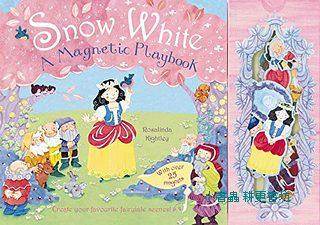 磁鐵書:Snow White(白雪公主)
