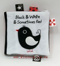 布書:黑、白、紅(85折)