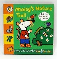 小鼠波波拉拉書:maisy,s nature trail