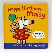 小鼠波波拉拉書:Happy Birthday, maisy