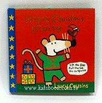小鼠波波翻翻書:Happy Christmas maisy(口袋書)
