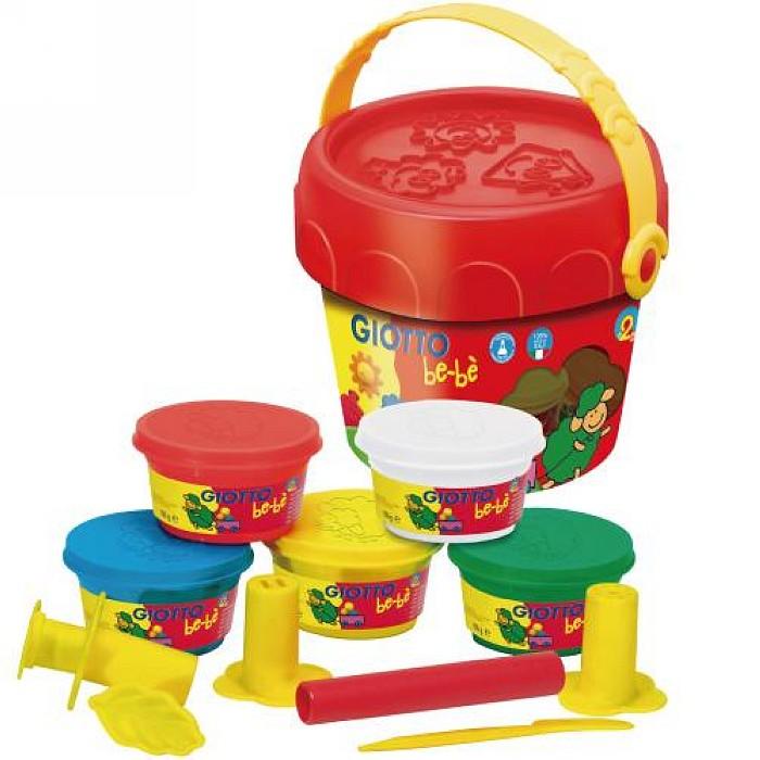 內頁放大:義大利 GIOTTO:BEBE超軟黏土禮盒桶