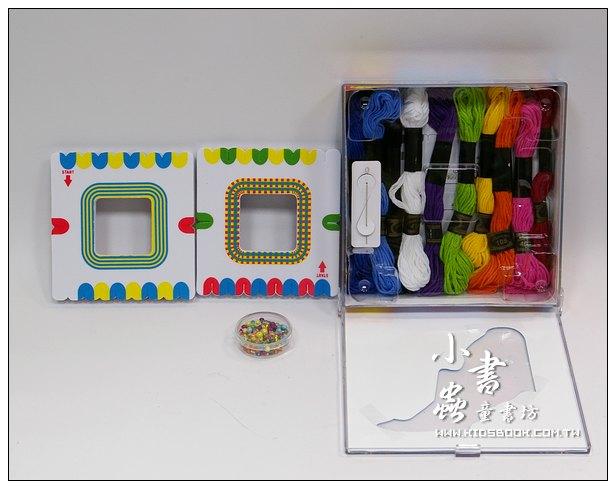 內頁放大:DIY手環編織(進階組)