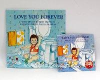 LOVE YOU FOREVER (永遠愛你) 平裝書+CD