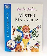 MISTER MAGNOLIA(光腳丫先生)平裝書+CD