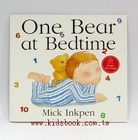 One Bear At Bedtime(平裝書+CD)