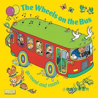 讀、唱繪本:The Wheels On The Bus(平裝書+CD)