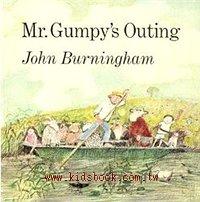 Mr.Gumpy,s Outing(和甘伯伯去遊河)(平裝書+CD)