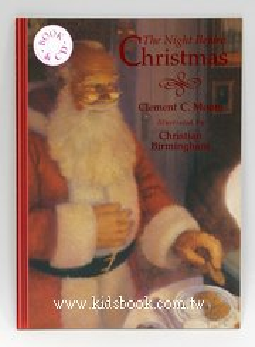 The Night Before Christmas (平裝書+CD)