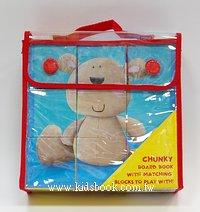 六面拼圖+書:My Toy Box禮盒組