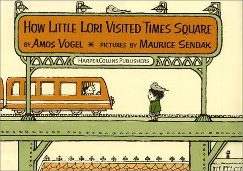 內頁放大:How Little Lori Visited Time Square