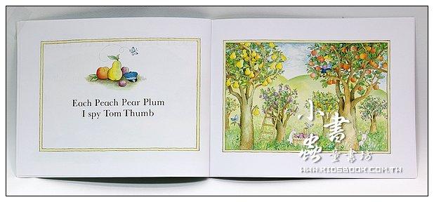 內頁放大:EACH PEACH PEAR PLUM (平裝書+CD)