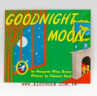 GOODNIGHT MOON(平裝書+CD)
