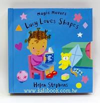 寶貝拉拉書:Lucy Loves Shapes