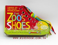 The Zoo,s Shoes(綁鞋帶遊戲書)