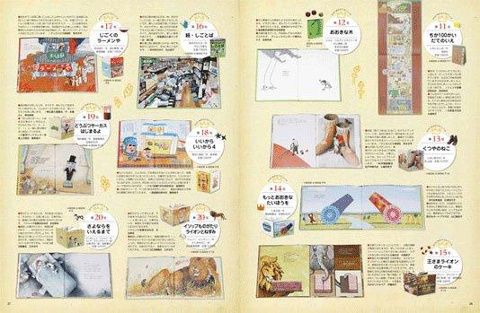 內頁放大:MOE 日文雜誌 2011年2月號