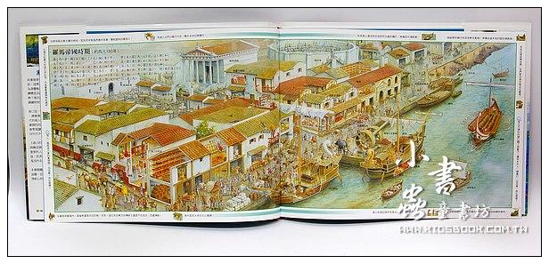 內頁放大:穿越時空歷史系列:港口的歷史:從石器時代的貿易站到現代海港(特價79折)