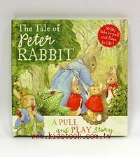 The Tale of Peter RABBIT(彼得兔精裝立體拉拉書)