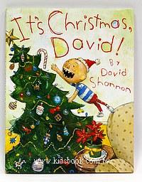 It,s Christmas,David!