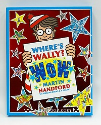 WHERE IS WALLY?WOW(威利在哪裡?典藏7合1~6書+1拼圖)