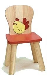 可愛動物椅:小雞