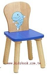 內頁放大:可愛動物椅:小魚