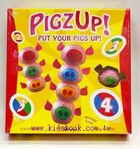 粉紅抖抖豬(Pigzup)