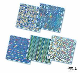 內頁放大:日本色紙:晶彩變色貼紙(撕不破)
