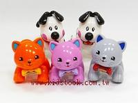 家庭寵物5合1(送收納盒):TOLO公仔