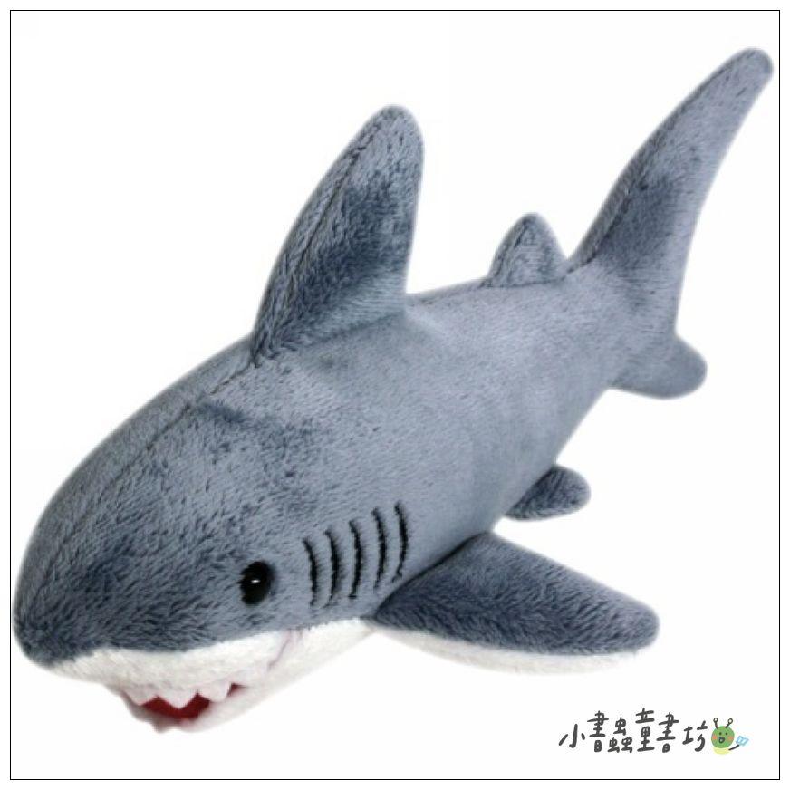 內頁放大:鯊魚:魔術水絨毛玩具
